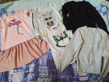 Детский мир - Кой-Таш: Пакет вещей на девочку 8-9лет (128-134размер) все вещи в отличном
