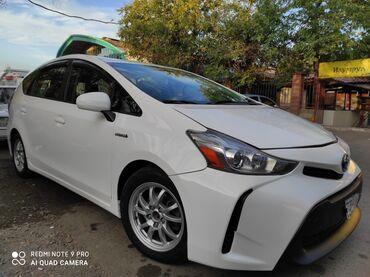 Toyota - Кыргызстан: Toyota Prius 1.8 л. 2016