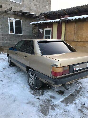 переходка в Кыргызстан: Audi 100 2 л. 1989 | 325714 км