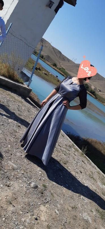 Htc one mini grey - Кыргызстан: Дам на прокат классное платье в пол.подойдет на 42-44.одевала 1 раз
