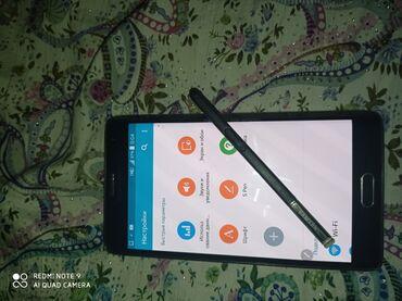 Электроника в Кара-Суу: Б/у Samsung Galaxy Note 32 ГБ Черный