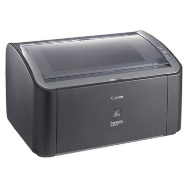 cherno belyj printer 3v1 в Кыргызстан: НОВАЯ, МАСЛО (Printer Laser Canon LBP-2900B BLACK, i-SENSYS,A4