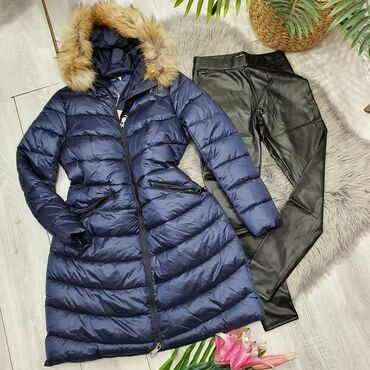 Tople zimske jakne uz jaknu poklon helanke imitacija koze