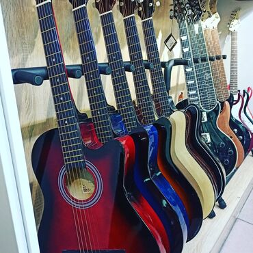 гитары бишкек in Кыргызстан | ГИТАРЫ: Гитара для начинающих. Дом торговли. Цум 4 этаж бутик в14. Muzstore kg
