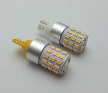 Светодиодная лампа T15 (W16W). Светит в Бишкек