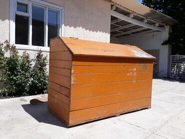 Ящик деревянный Вместимость 500 кг длина 150см ширина 75см высота
