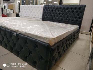 Кровать двуспальная размер 160*200 в Бишкек