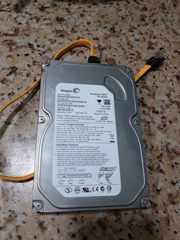 hard disc - Azərbaycan: Hard disk 160 gb  Sata islekdir problemsiz Nodbuk ucun deyil