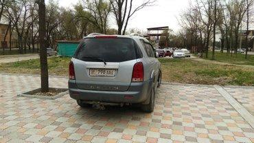 Ssangyong REXTON,  продаю или меняю 2004 г. |левый руль | дизель2.7 в Лебединовка