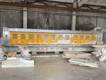 оборудование для производства перчаток в Кыргызстан: Производственные станки для камнеобработки, резки и шлифовачные