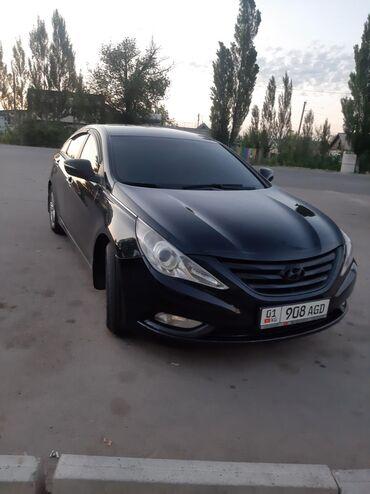 Hyundai Sonata 2 л. 2011   120000 км