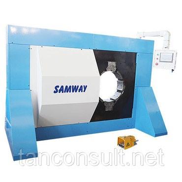 Обжимной станок для РВД Samway FP195H в Бишкек