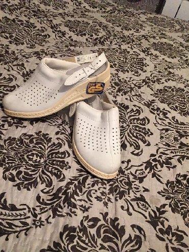 Медицинская обувь Abeba (Германия). Новая.  Размер 38