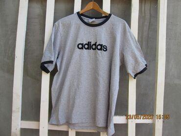 Muški Duksevi | Zrenjanin: Adidas XL majica dobro očuvana