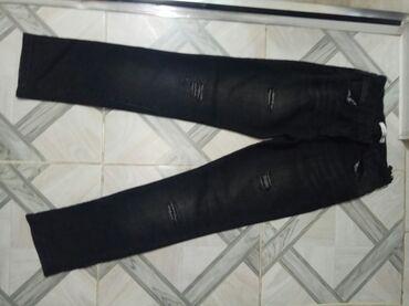 Мальчиковские джинсы на рост 152