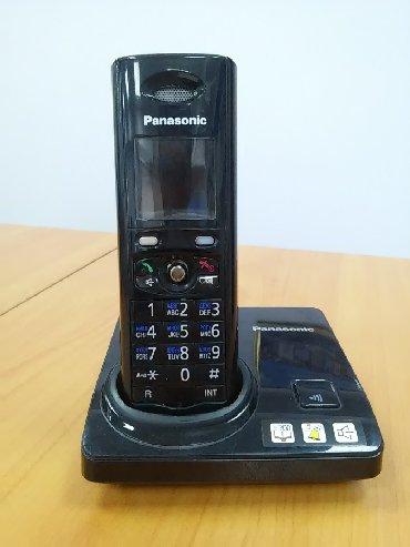 Телефон - Кыргызстан: Продаю радиотелефон Panasonic KX-TG8205RUПроизводитель: Panasonic·