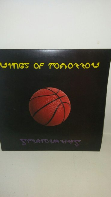 Stratovarius winds of tomorrow lp. σε αριστη σε Αθήνα