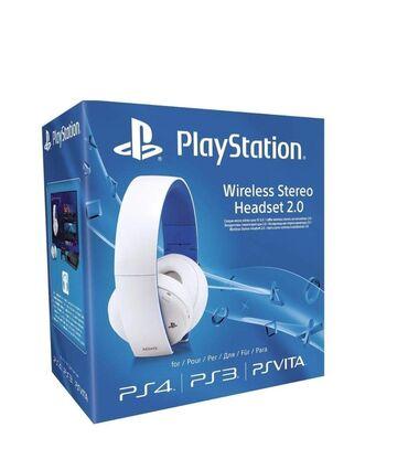 ps4 oyunlari - Azərbaycan: PlayStation 4 üçün qulaqcıq. PlayStation 4 Oyunlarının Və