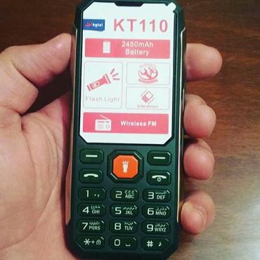 Bakı şəhərində Kt110 modeli Yeni 2 nomreli ve Tam qeydiyyatli. güclü batereyasi