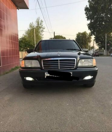 brilliance m2 1 8 at - Azərbaycan: Mercedes-Benz C 230 1.8 l. 1996 | 300000 km