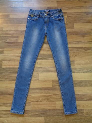 брюки джинсы комбинезоны в Азербайджан: Джинсы Стрейджевые узкие скинниДлина от пояса 103 смШирина в поясе 36