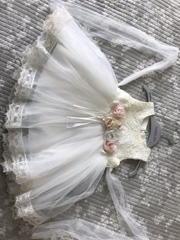 платье для мамы и дочки на годик в Кыргызстан: Шикарное Платье на 1 годик Турция