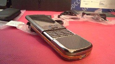 8800 arte - Azərbaycan: Nokia 8800 Arte Carbon, слайдер, 4 гб, углеродное волокно, глянцевое