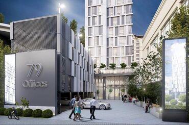 Сдается офис 35 кв.м в бизнес центре напротив Бишкек Парка . - 5