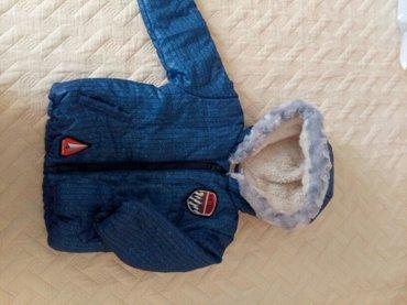 Зимняя курточка на мальчика. Новая. Размер 74 см. Голландия в Бишкек