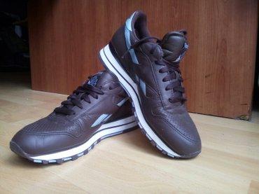 Ženska patike i atletske cipele | Kragujevac: Reebok ženske patike, broj 38, nove, 3 puta nosene