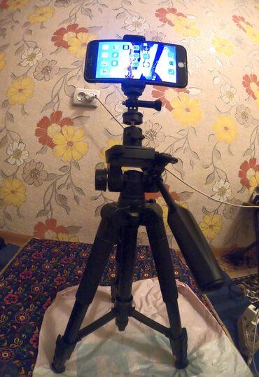 штатив для камеры в Кыргызстан: Продаю оригинал Штатив/ Видео- Сурот тартканда абдан керектуу. 2