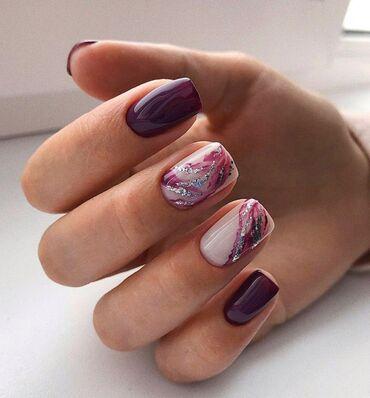 Мода, красота и здоровье - Беловодское: Качественная работа Идеально чистый маникюр Гель лак Наращивание ногте