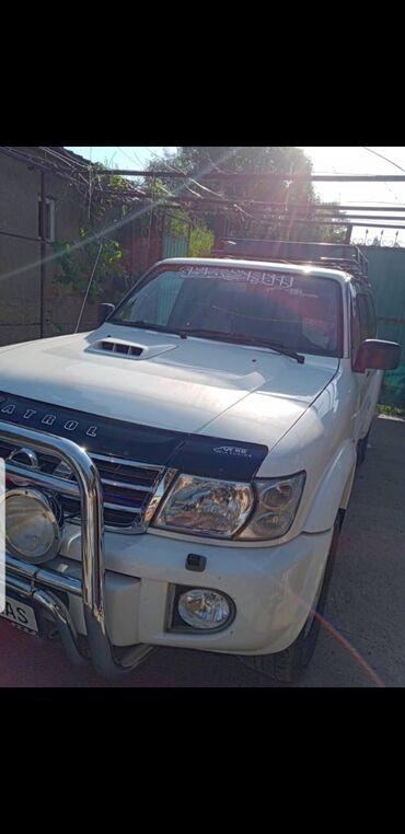 Транспорт - Бает: Nissan Patrol 3 л. 2004   270988 км