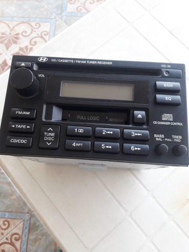 Piyaner maqintafon - Azərbaycan: Maşın üçün radio maqintafon.çox az işlenib