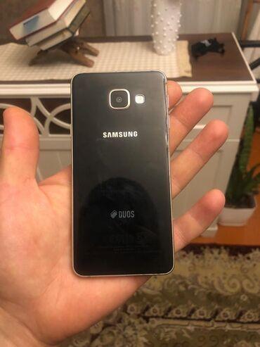 A3 - Azərbaycan: İşlənmiş Samsung Galaxy A3 2016 16 GB qara