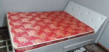 Продаю  кровать отличное состояние  почти новый 15000с в Бишкек
