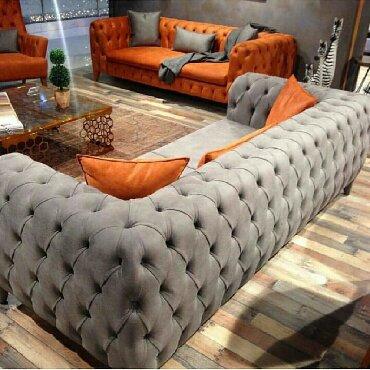 chester sofa - Azərbaycan: Chester divanlar istenilen reng olcu ve turk kataloq parcalariyla