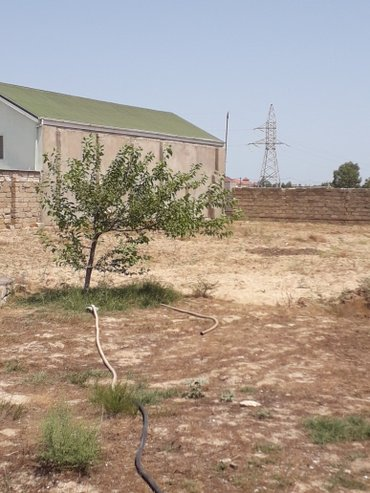 Bakı şəhərində Qresde torpaq sahesi  satilir on dörd sot tam senedli kupcali tecili