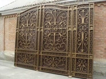 забор бишкек в Кыргызстан: Сварка | Тапчаны, Перила, Заборы, оградки | Гарантия, Покраска