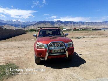 купить номер на авто бишкек в Кыргызстан: Nissan Navara 2.4 л. 2002