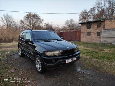 BMW X5 3 l. 2002