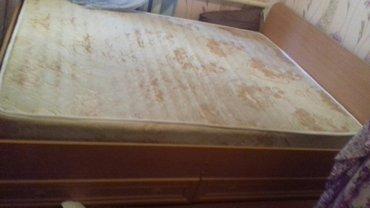 Продаю кровать полуторка делали на в Бишкек