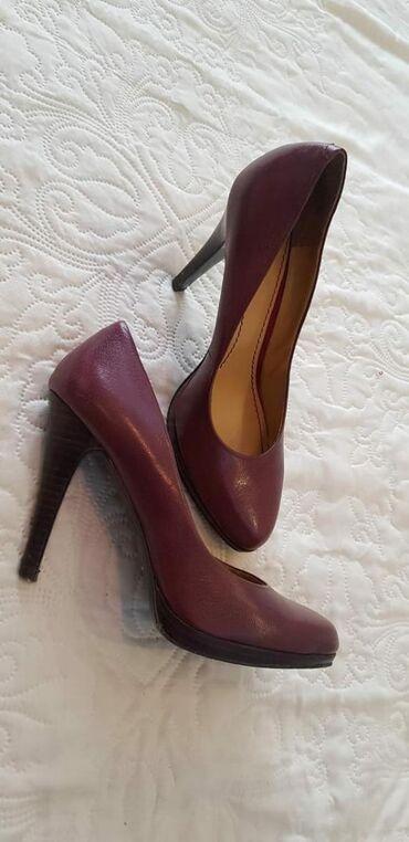 туфли-черные-женские в Кыргызстан: Туфли и босоножки в отличном состоянии. Натуральная кожа, Турция