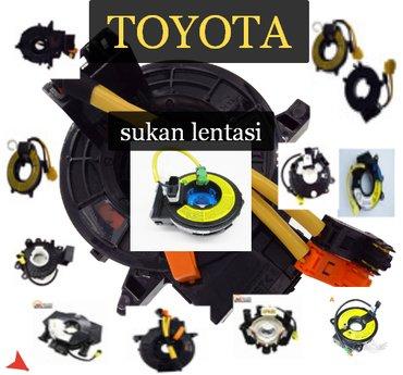 """Sumqayıt şəhərində Sukan lenti """"Toyota prado 2002-10"""""""