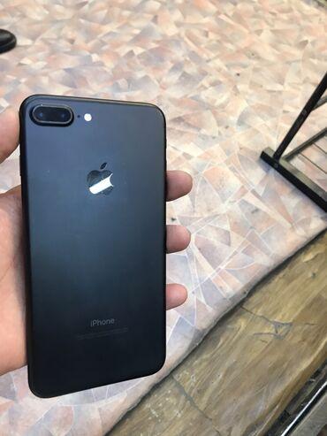 iphone 7 plus цена бу в Кыргызстан: Б/У iPhone 7 Plus 32 ГБ Черный