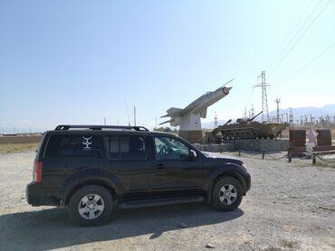 avtomobil-nissan-march в Кыргызстан: Nissan Pathfinder 4 л. 2005 | 190000 км
