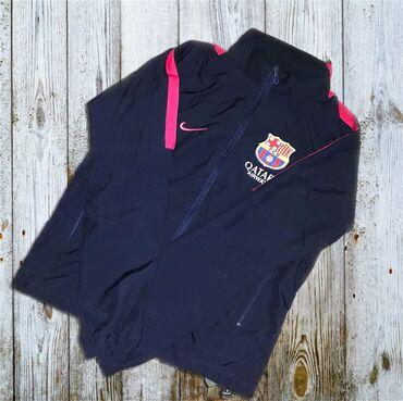 Nike trenerka - Srbija: DRI-FIT original trenerka Barselone Made in Indonesia. Kupljena na