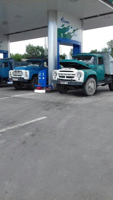 Перевозка грузов. (вывоз строй мусор ) кузов 6 м3. (8 тон) в Бишкек