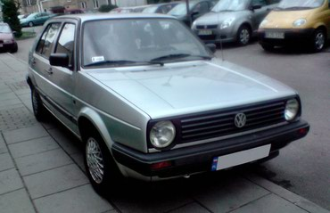 Volkswagen Golf  в Бишкек