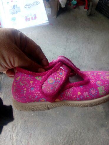 Dečije Cipele i Čizme - Bajina Basta: Patofnice za devojcicu,kao nove 25 broj